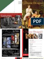 The Costume Designer Spring 11
