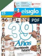 Edicion Domingo 25-03-2012 Aniversaria