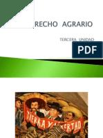 DERECHO AGRARIO II