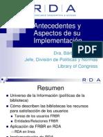 RDAantecedentes Spanish 2010