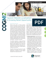 Spanish Website Localization