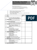 Investor & Exit Ready Checklist