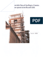 Ristrutturazioni di Don Riccardo Zuffa