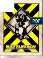 Battle Tech 3 Ed