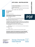 Standard Enthalpy of HCL