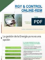 Sistema de gestion de la energía