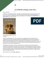 A.africanus Reader