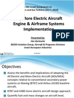 9.All,More Electric Aircraft Engine & Airframe Systems Implementation, Bedek Aviation Group, Aircraft Programs Division, Israel Aerospace Industries, Israel