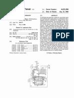 Stanley Meyer - Gas Electric Hydrogen Generator Patents