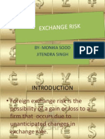 Exchange Risk