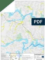 Flooding Alderley Flood Flag Map