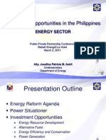 Investment Opportunities in Energy Sector