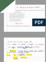 Clase 24 Resolución de Examen Unidad A
