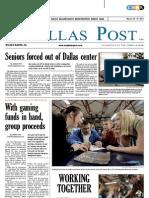 The Dallas Post 03-25-2012