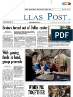 The Dallas Post 03-25-2012