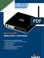 Manual Oxygen Gennet