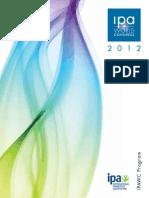 IPA World Congress Final Program