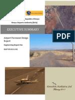 Isiolo Airport Executive Summary
