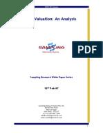 SRWP IPO Valuation 1