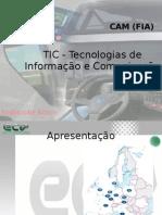 TIC-Tecnologias de Informação e Comunicação