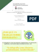 presentación TFG infografía