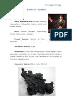 BI Mineral Goethite e Natrolite