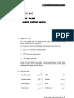 Modul Kaidah Bahasa Arab Isim Bab 4-6