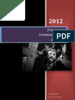 Itinerario Semana Santa de Zamora 2012