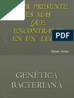 GENETICA   BACTERIANA (1)