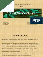 Presentation Bio Encryption