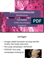Histo-pendahuluan