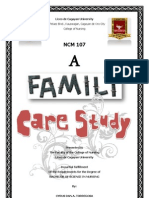 Sample Family Care Study Coverpage (N107)
