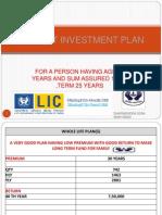 Lic Best Investment Plans