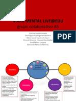 Mapa Mental Live@Edu Grupo a5