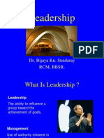 Leadership Bks