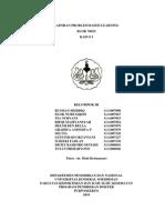 laporan PBL 1 Jadi