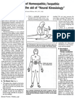 Neural Kinesiology Klinghart Williams Article