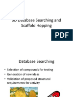 3D Database Searching