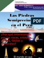 Piedras Semipreciosas - Elvis Alvarez