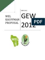 WEL - Kauffman Proposal[1]