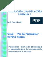 PSICOLOGIA DAS RELAÇÕES HUMANAS aula 6
