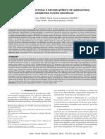 Artigo digestibilidade protéica
