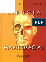 Cirugía maxilofacial- patología quiruŕgica de la cara- boca- cabeza y cuello Escrito por Guillermo Raspall