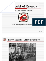 33A - History of Steam Turbine