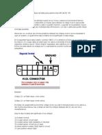 Codigos de Fallas Para Automoviles GM Del 83 - 95 OBD1