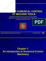 CNC Chapter 1 Lecture