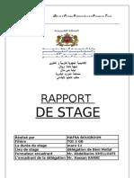 Rapport de Mon Stage(3)