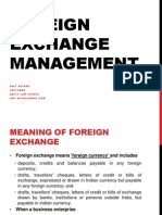 7b5d0Foreign Exchange Management