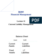 B6005 Lecture 11 Trade Credit and Shortem Loan Handout