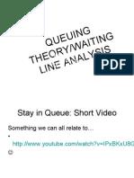 Team 4 Queuing Analysis